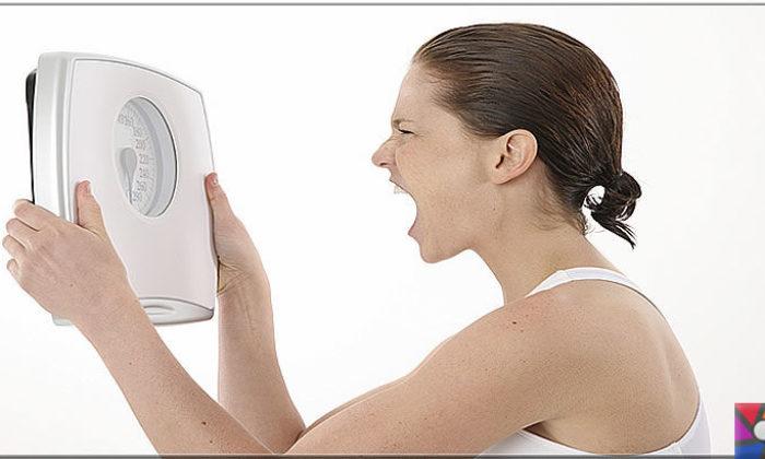 Neden kilo alıyoruz? Kilo almanın sebepleri nelerdir?