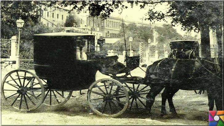 Osmanlı devrinde İstanbul'un tarihinde yaşanan 3 sıradışı yasak | Osmanlı zamanında arabalar