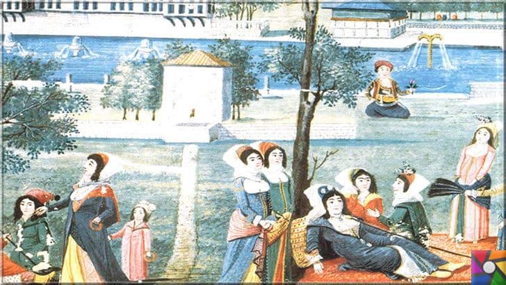 Osmanlı devrinde İstanbul'un tarihinde yaşanan 3 sıradışı yasak | Osmanlı Lale Devri minyatürleri