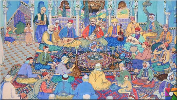 Osmanlı devrinde İstanbul'un tarihinde yaşanan 3 sıradışı yasak | Lale devri saray içi eğlence minyatürleri