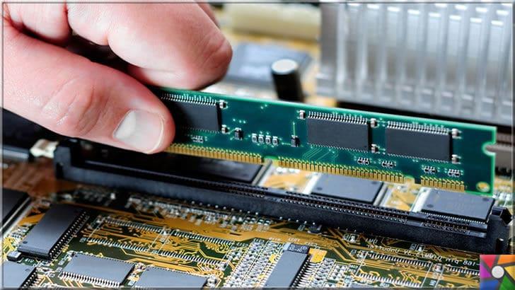 RAM nedir? RAM nasıl çalışır? RAM çeşitleri nelerdir?