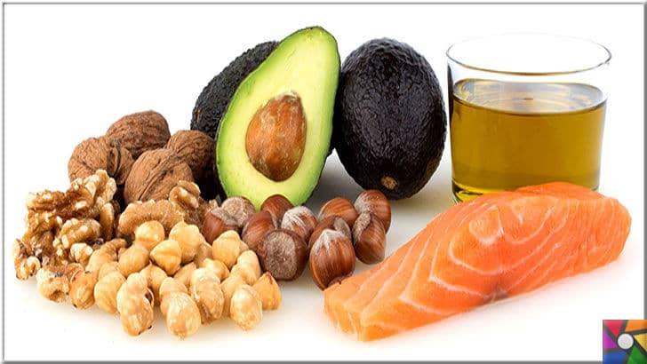 Sporculara neden yağ gerekli? İdeal vücudun yağ oranı nedir? | Ceviz, zeytinyağı, somon ve avokado Omega 3 açısından zengin besinlerdir