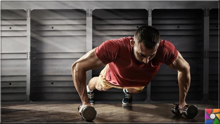 Sporculara neden yağ gerekli? İdeal vücudun yağ oranı nedir? | Düzenli ve dengeli beslenerek spor yapıldığında, vücudun fiziksel dayanıklılığı da artmaktadır