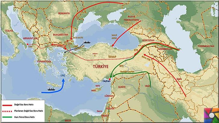 Türkiye'de ilk doğal gaz ne zaman kullanılmaya başlandı? | Türkiye'nin Doğalgaz Haritası