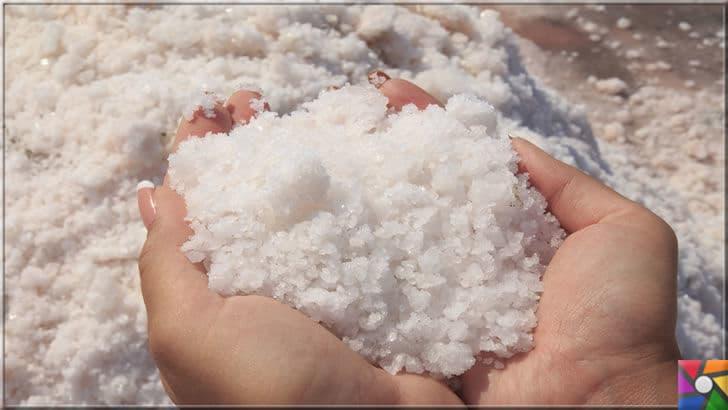 Tuz nedir? Hangi tuz yararlıdır? Tuzu azaltmak için 10 pratik yol | Deniz tuzu sağlıklıdır ama işlem gördüğünde iyot seviyesi düşer ve katkılarla bu eksiklik giderilmeye çalışılır