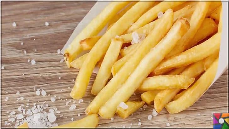 Tuz nedir? Hangi tuz yararlıdır? Tuzu azaltmak için 10 pratik yol | Dışarıda hazır tüketilen gıdaların çoğunda tuz seviyesi yüksektir. Bu yüzden dolayı ağız tadınız bu yiyecekleri tekrar tatmak ister