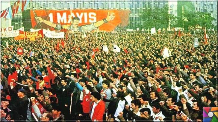 1 Mayıs İşçi ve Emekçi Bayramı nasıl ortaya çıkmıştır? Neden 1 Mayıs? |1977