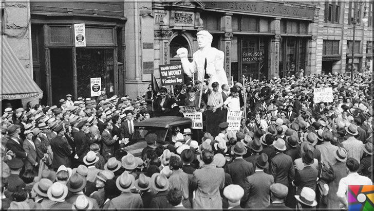 1 Mayıs İşçi ve Emekçi Bayramı nasıl ortaya çıkmıştır? Neden 1 Mayıs? |McCornick'e ait fabrikadan atılan ve grevde olan işçilere diğer emekçilerde destek oldu