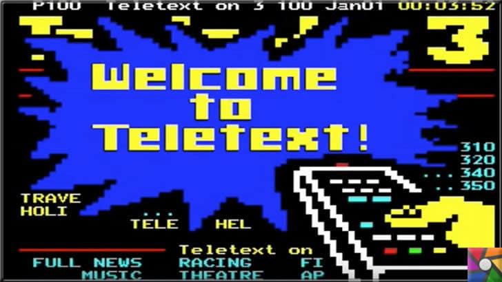 1990'lı yılların en unutulmaz 10 oyunu hangileridir? | 90'lı yılların unutulmaz oyunları ve oyuncakları içinde Teletext o zamanın interneti diyebiliriz