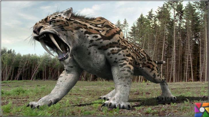 200 yıl sonra nesli tükenmeyen tek iri hayvan inek olacak! | Soyu tükenmiş hayvanlar listesindeki Smiladon'un resmi