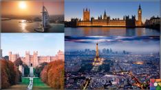 Dünya genelinde en çok turist çeken ilk 6 şehir hangileridir?