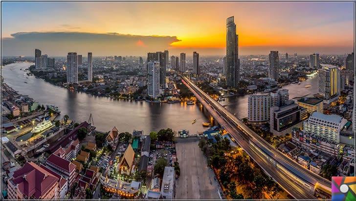 Dünya genelinde en çok turist çeken ilk 6 şehir hangileridir? | Singapur şehir merkezi fotoğrafı