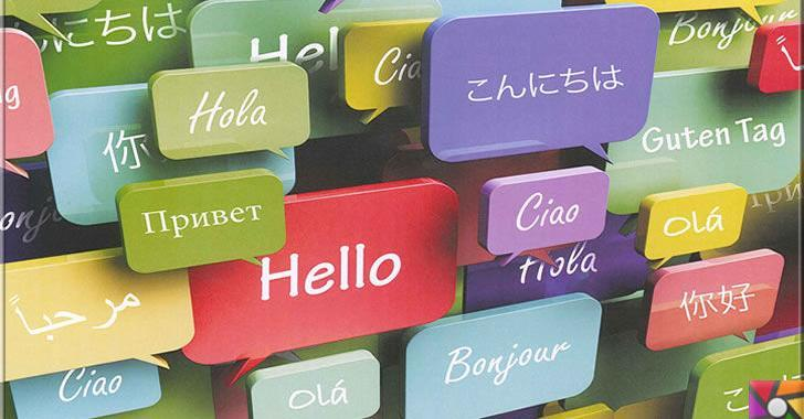 Dünya üzerinde en çok konuşulan 11 dil hangileridir?