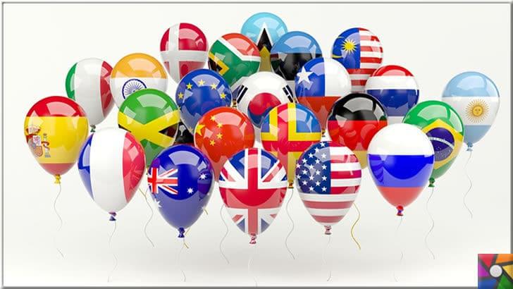 Dünya üzerinde en çok konuşulan 11 dil hangileridir? | Dünya üzerinde binlerce dil konuşuluyor
