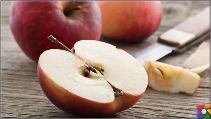 Elma çekirdekleri zehirli mi? Elma kabuğundaki tarım ilacı zararlı mı? | Elma süper besinler listesinde