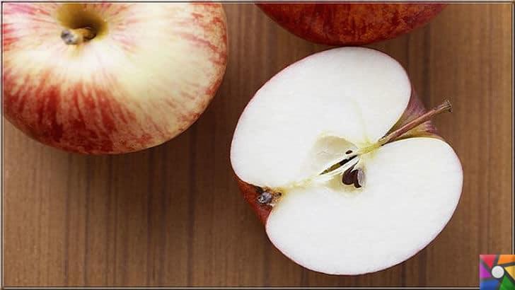 Elma çekirdekleri zehirli mi? Elma kabuğundaki tarım ilacı zararlı mı? | Günde bir elma yiyen kişinin doktora gitmeyeceği inanışı acaba doğru mu?