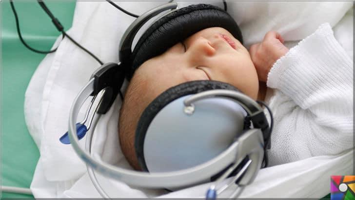Müzikle tedavi yapılır mı? Hangi hastalıklara müzik tedavisi yapılır? | Bebekler aksine sessiz ortamı sevmezler çünkü anne karnında iken gürültülü ortama alışmıştır. Bu yüzden onları sesten koparmayın