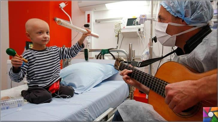 Müzikle tedavi yapılır mı? Hangi hastalıklara müzik tedavisi yapılır? | Alternatif tıp içinde görülen müzik terapisi daha önce modern tıp tarafından dışlanıyordu ama şimdi önemsenmeye başlandı
