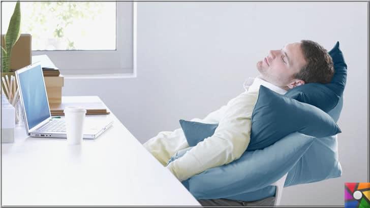 Öğlen uykusu yada Şekerleme yapmak neden faydalı? | Daha verimli bir iş için öğlen uykusu uzmanlarca öneriliyor