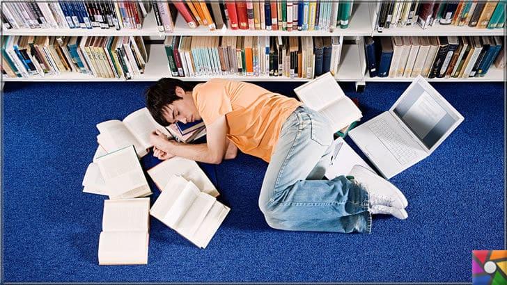 Öğlen uykusu yada Şekerleme yapmak neden faydalı? | Öğlen uykusu yapılacak işe daha odaklı çalışılmasına yardımcı olur