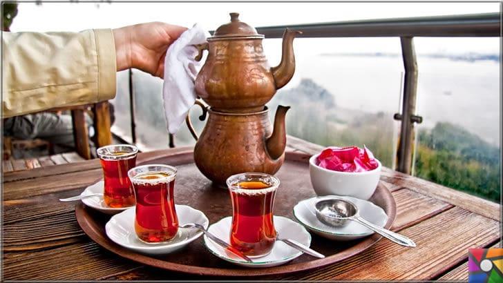 Siyah çayın bilinmeyen faydaları ve zararları nelerdir? | Ülkemizde en çok tüketilen içeceklerden biri çaydır
