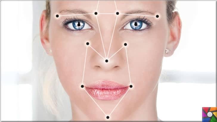 Yüz tanıma sistemleri nasıl çalışır? Yüz tanıma teknolojileri nelerdir? | Apple kendi geliştirdiği yüz tanıma teknolojisi Faceid, yüzdeki noktaları biyometrik hesaplıyor