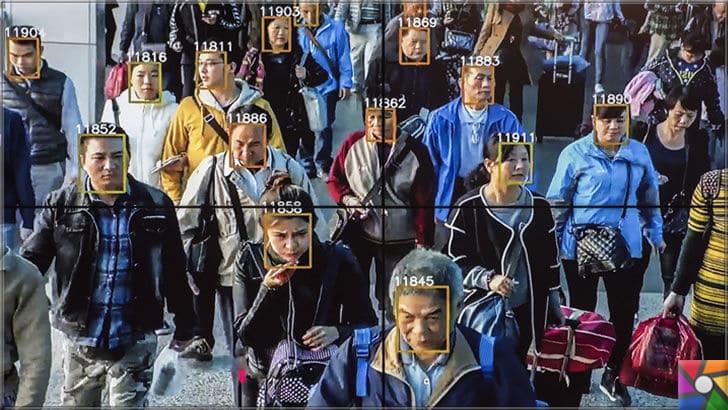 Yüz tanıma sistemleri nasıl çalışır? Yüz tanıma teknolojileri nelerdir? |Yüz tanımlama sistemi yüzleri arayıp onlara unutmayacağı bir id yani numara veriyor