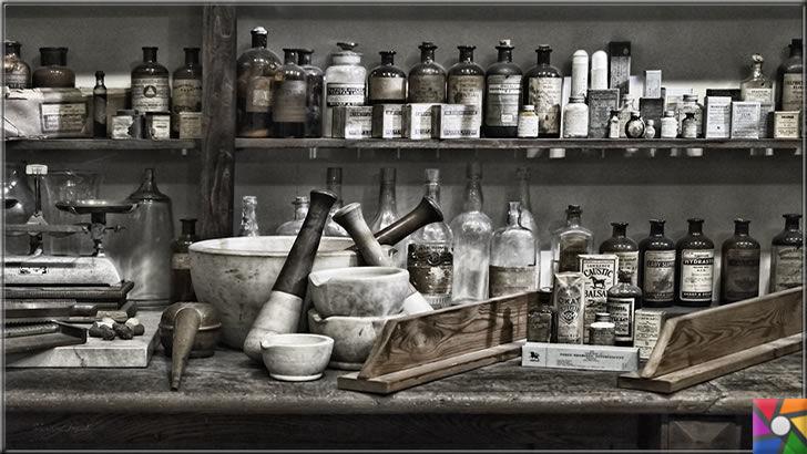 Dünyanın farklı kültürlerinden asırlardır işe yarayan 7 kocakarı ilacı | İnsanlık tarihinde şifa bulucular her devirde görülmüş ve ilginç karışımları vardır