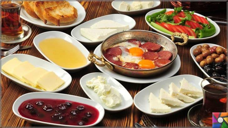 Kahvaltıyı atlamak vücudu nasıl etkiler? Kahvaltı yaparak nasıl kilo verilir? | Toplum olarak serpme kahvaltılara bayılıyoruz