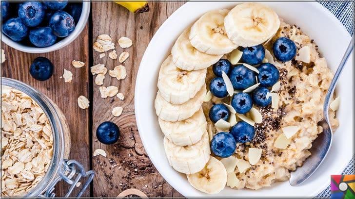 Kahvaltıyı atlamak vücudu nasıl etkiler? Kahvaltı yaparak nasıl kilo verilir? | Yulaflı Kahvaltılıklar, beslenme değerini arttırıyor