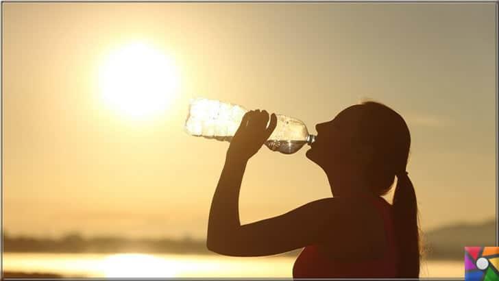 Su içmek için susamak mı gerekir? Su kaybı nasıl önlenir? | Spor yaparken ve bitirirken her zaman su içilmelidir