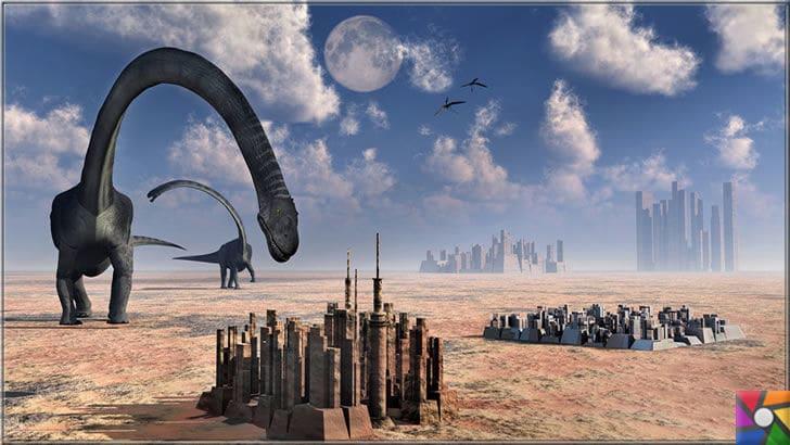 Yeryüzünde bizden önce yaşamış gelişmiş bir uygarlık var mıydı? | Dinazorlar insanlardan önce de vardı