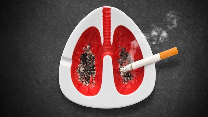 Sigara tiryakileri 6 saniyede bir, pasif içiciler ise her 40 saniyede bir ölüyor!