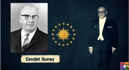 Cevdet Sunay Kimdir? Cevdet Sunay'ın Biyografisi ve Siyasi Hayatı