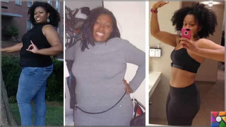 Kalıcı kilo vererek hayatlarını değiştiren aşırı şişman 5 kişinin başarı öyküsü | Erika Nicole Kendall