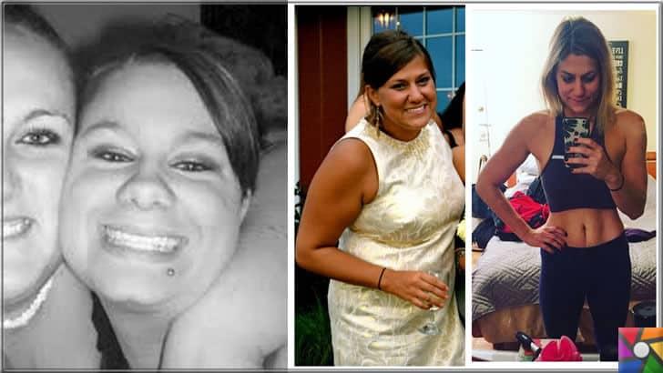 Kalıcı kilo vererek hayatlarını değiştiren aşırı şişman 5 kişinin başarı öyküsü | Kelly Rojek