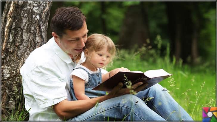 Mutlu ve uyumlu çocuklar yetiştirmek için 10 bilimsel yol | Çocuklarınıza mutlaka zaman ayırın