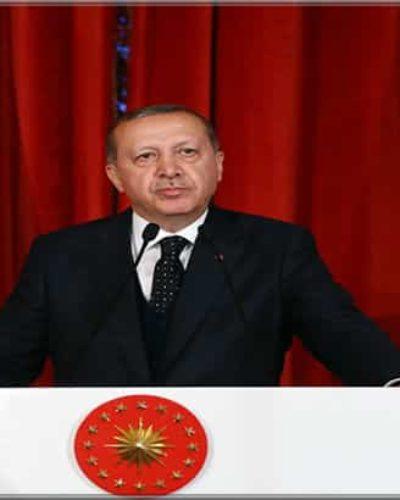 Recep Tayyip Erdoğan Kimdir? Recep Tayyip Erdoğan'ın Hayatı