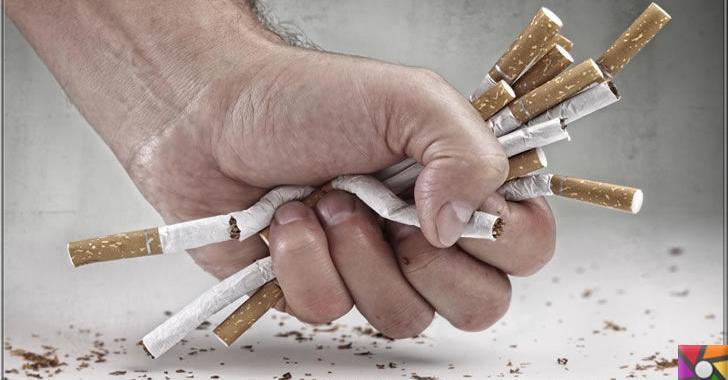 Sigarayı bırakmak isteyenler için kanıtlanmış 9 bilimsel yol