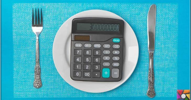 Zayıflamak ve form tutmak için günlük kalori hesabı yapmak işe yarar mı?
