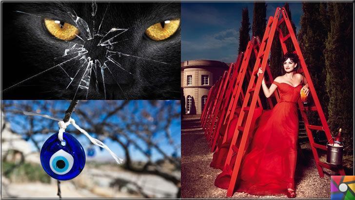 Her kültürde ortak görülen 8 batıl inancın hangisini yapıyorsunuz? | Kara kedi görünce saçınızı mı çekiyorsunuz?