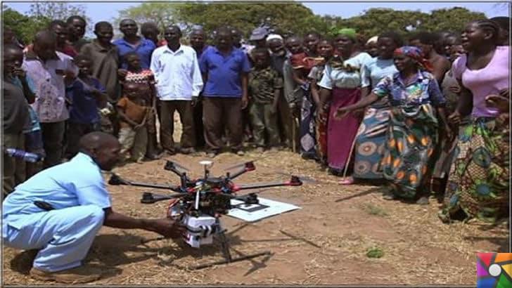Drone nedir? İnsansız Hava Aracı (İHA) nedir? SİHA nedir? | Afrika'da ilaçlar dronelar ile taşınıyor