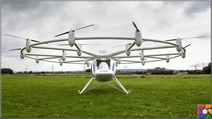 Drone nedir? İnsansız Hava Aracı (İHA) nedir? SİHA nedir? | Uçan taksiler bildiğimiz gelişmiş İHA'lar
