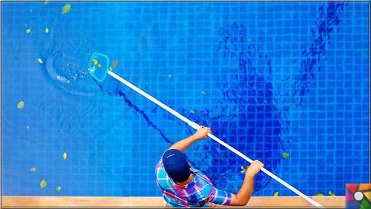 Havuz temizliği nasıl yapılır? Havuz bakımı nasıl yapılır?