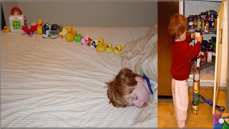 Otizm nedir? Otizm neden olur? Otizm hastaları iyileşebilir mi? | Düzenli bir sırada oyuncak dizen yada kule yapan çocuklarda otizm belirtisine işaret olabilir