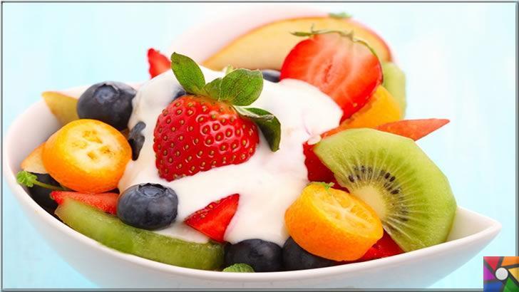Günlük yaşamda vazgeçilemeyen sağlıksız gıdalardan kurtulma yolları | Bol meyve ve bol sebze tüketmek çok yararlı