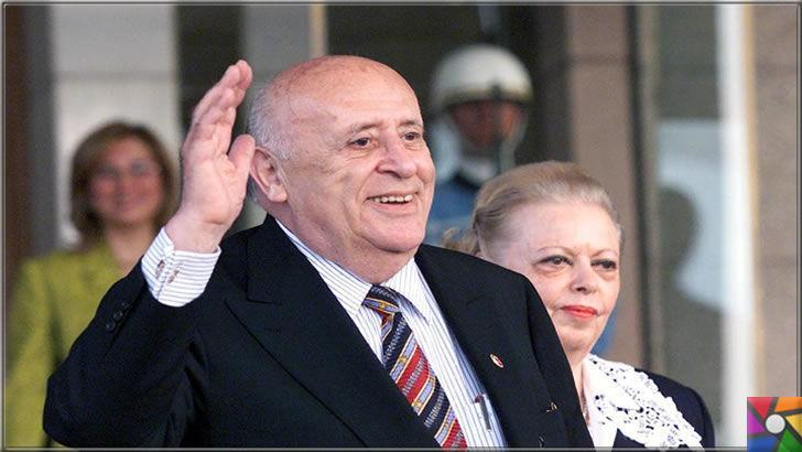 Süleyman Demirel Kimdir? Süleyman Demirel'in Biyografisi ve Hayatı | 9. Cumhurbaşkanı Süleyman Demirel ve eşi Nazmiye Demirel