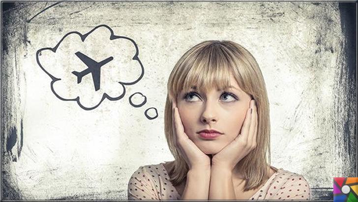 Uçuş fobisi hastalık mı? Uçuş fobisinden kurtulmak için neler yapmalı?
