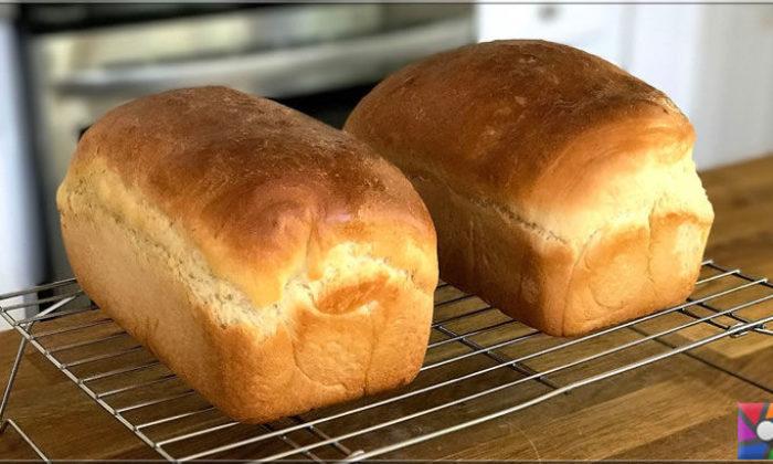 Evde ekmek yapmak için bilinmesi gereken püf noktalar