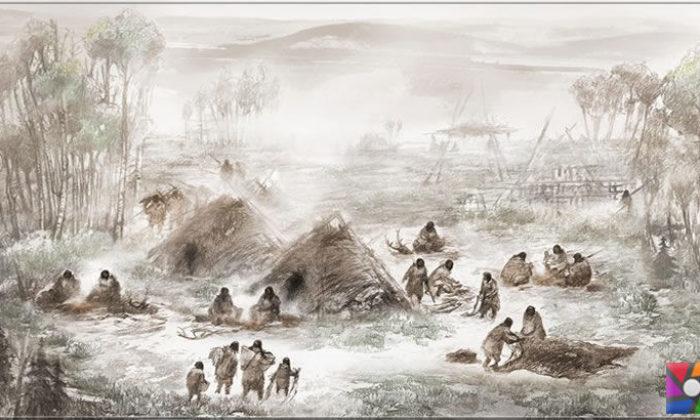 3 milyon yıldır insanların ölülerini gömdüğünü ispatlayan 9 mezar